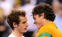 Raonic Overwhelmed by Murray's Arsenal at US Open