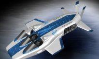 Billionaire's New Toy: Underwater Plane