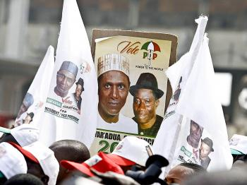 Nigeria Vice President Given Temporary Power