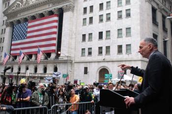 Moving Wall Street to Washington