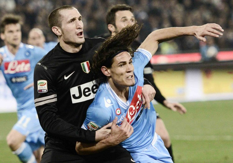 Juventus and Napoli Battle to a Draw In Serie A Blockbuster
