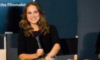 The Grapevine—Natalie Portman, Jason Priestly, Robert Plant, Ryan Seacrest, Molly Ringwald
