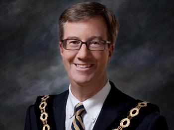 Jim Watson, Mayor, City of Ottawa. (Courtesy of the Office of the Mayor, City of Ottawa)