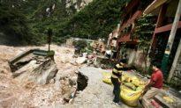 Machu Picchu Saved in Floods