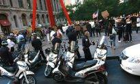 Protesters Attempt to 'Occupy Wall Street'