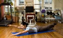 Move of the Week: Pilates Back