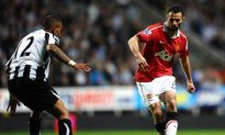 Manchester United Miss Chances at Newcastle, Settle for A Point