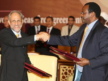 Peace Framework Signed With Rebel Group in Sudan