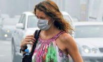 Toxic Smog Sweeps Across Russia
