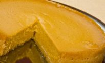 Pumpkin Pie in the Raw!