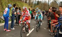 Rodriguez Wins Stage Four, Yellow in Tour of Basque Country