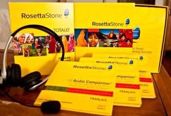 Language-Learning Immersion With Rosetta Stone TOTALe, French