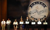 Curtain Drops on Asia-Pacific Prelims to NTDTV Vocal Competition