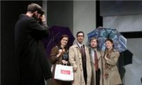 Theater Review: 'Some Americans Abroad'