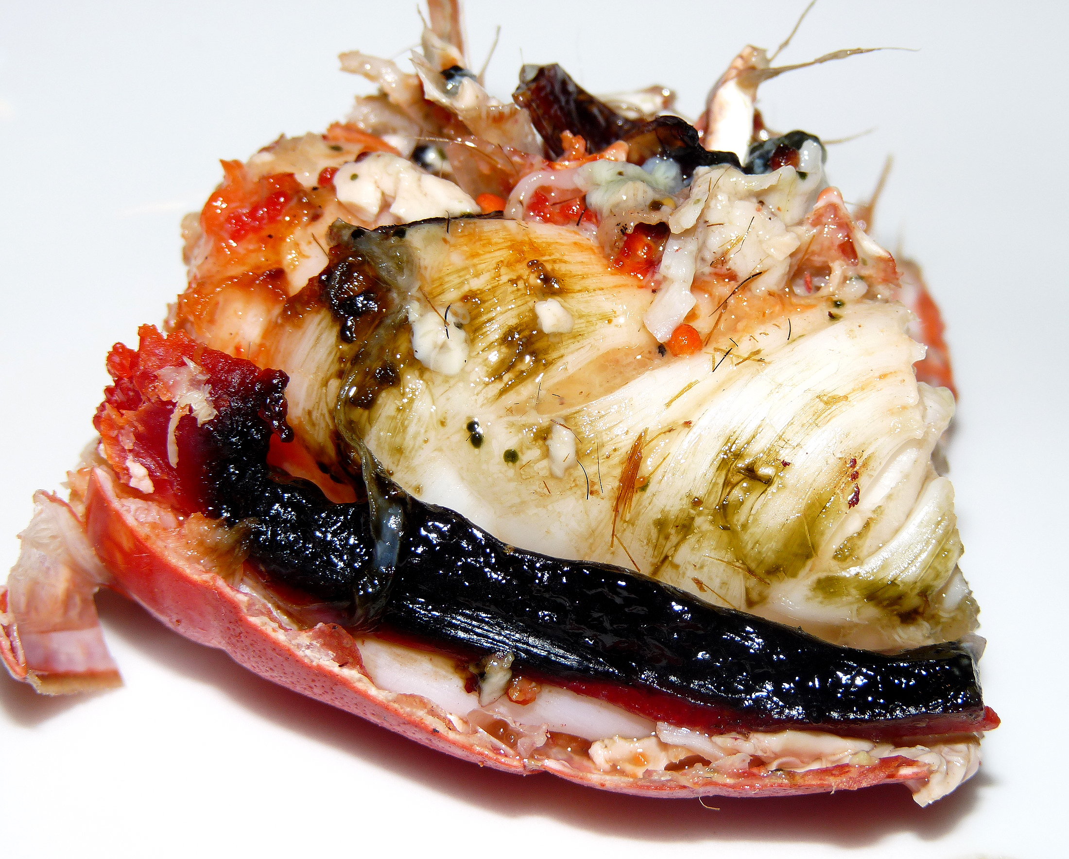 Star Crab with two kinds of caviar and vanilla. (Manos Angelakis)