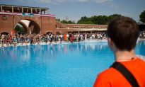 Historic McCarren Pool Opens After 28 Years