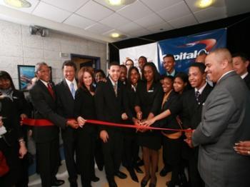 Teenagers Run Bank, Get Financial Training