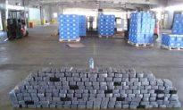 Tenn. State Patrol Finds $4 Million Hidden in Bottled Water Cache