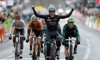 Talansky Takes Yellow With Win in Paris-Nice Stage Three