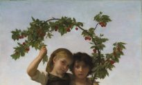 Bouguereau Painting Emerges for Senior Community's Benefit