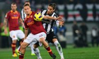 Totti's Cannon Shot Stops Juventus Run
