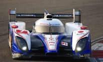 Toyota Tops Timesheets in WEC Shanghai Practice 2
