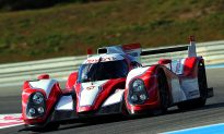 Toyota Finalizes WEC Driver Line-Up
