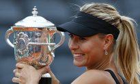 Sharapova Wins Career Grand Slam at French Open