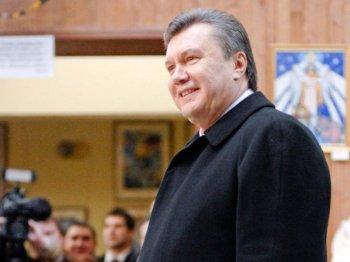 Yanukovych Unofficial Winner in Ukraine's Battle for the Presidency