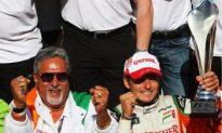 Formula One: Fisichella to Ferrari for Rest of Season