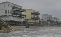Tropical Storm Fay Pounds America's First Coast