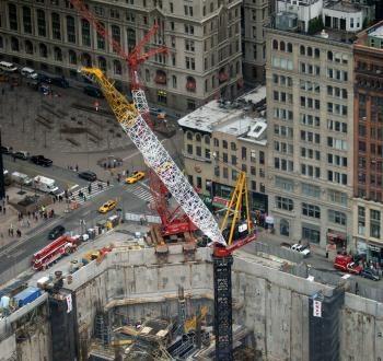 Downtown 2020: Manhattan's Lifeline Into the Future