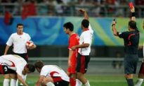 Chinese Soccer Star Maliciously Injures Opponent
