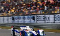 Toyota Claims Pole for WEC Six Hours of Shanghai