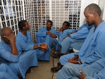 Six Somali Pirates Sentenced To Death In Yemen