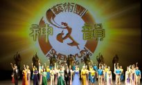 Renowned Chinese Culture Show a Hit with Theatregoers