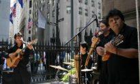'Groundtracks' Concert Series Near Ground Zero