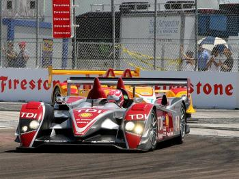 Audi Drops ALMS for 2009
