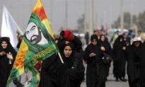 Female Bomber Targets Pilgrims in Baghdad