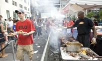 New York Barbecue Festival Draws Thousands