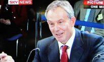 Blair Defends Iraq Invasion