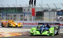 Brabham Beats the Porsches at ALMS Lime Rock Grand Prix