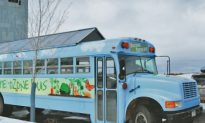 Bob the Greenhouse Roams Montana Schools