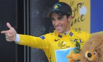 Contador Fastest in Tour's Final Time Trial