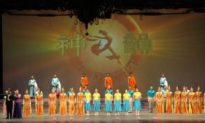 Performers in Chinese Cultural Show Elegant, Poised Says Dance Teacher