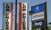 Chrysler Revives 50 U.S. Dealerships