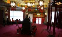 Taiwan's Former House of Parliament is Elegant, Sulfuric