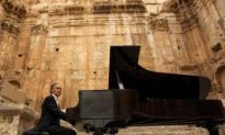 Nothing Flashy About This Concert Pianist