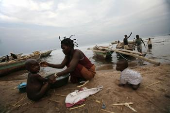 Two Boats Capsize in Congo Killing 270 People