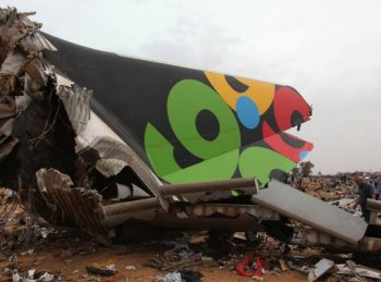 Libyan Airbus A330-200 Crashes, One Survivor